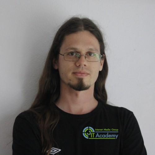 Кирил Савчев - Лектор в ИТ Академия Пловдив