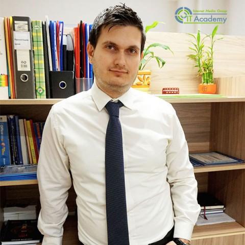 Любомир Атанасов - Лектор - ИТ Академия Пловдив