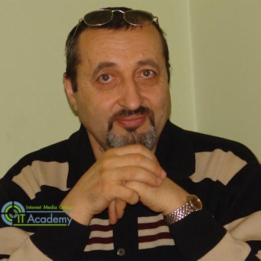 Йордан Ангелов - Лектор - ИТ Академия Пловдив