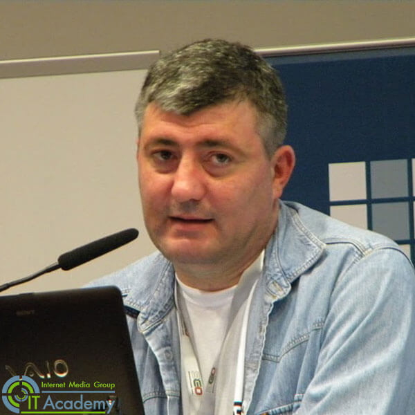 Ognian Mladenov SEOM - Lectur in IMG-IT-Academy-Plovdiv