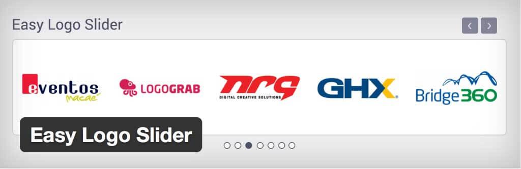 Easy-logo-slider-plugin