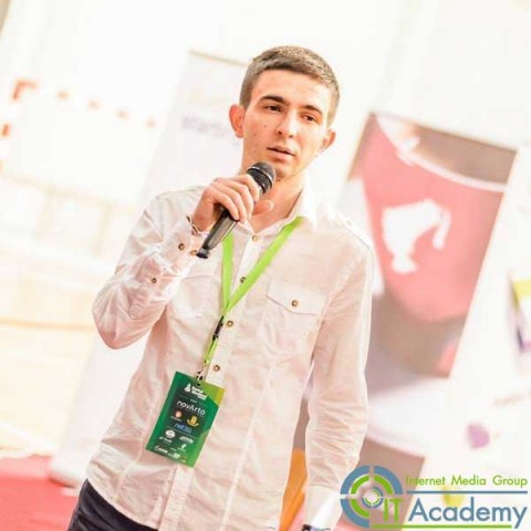Николай Чочев - Лектор в IMG ИТ Академия