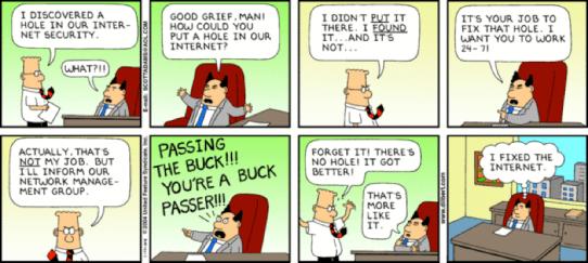 Какво представлява професията системен администратор