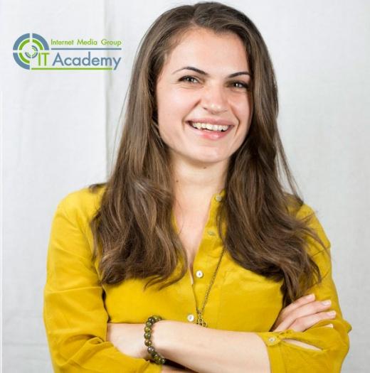 Гергана Димова - Лектор в IMG ИТ Академия